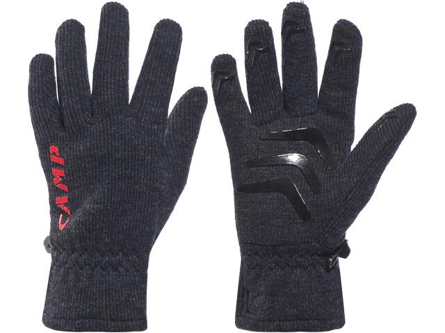 Camp G Wool Handschoenen, grey
